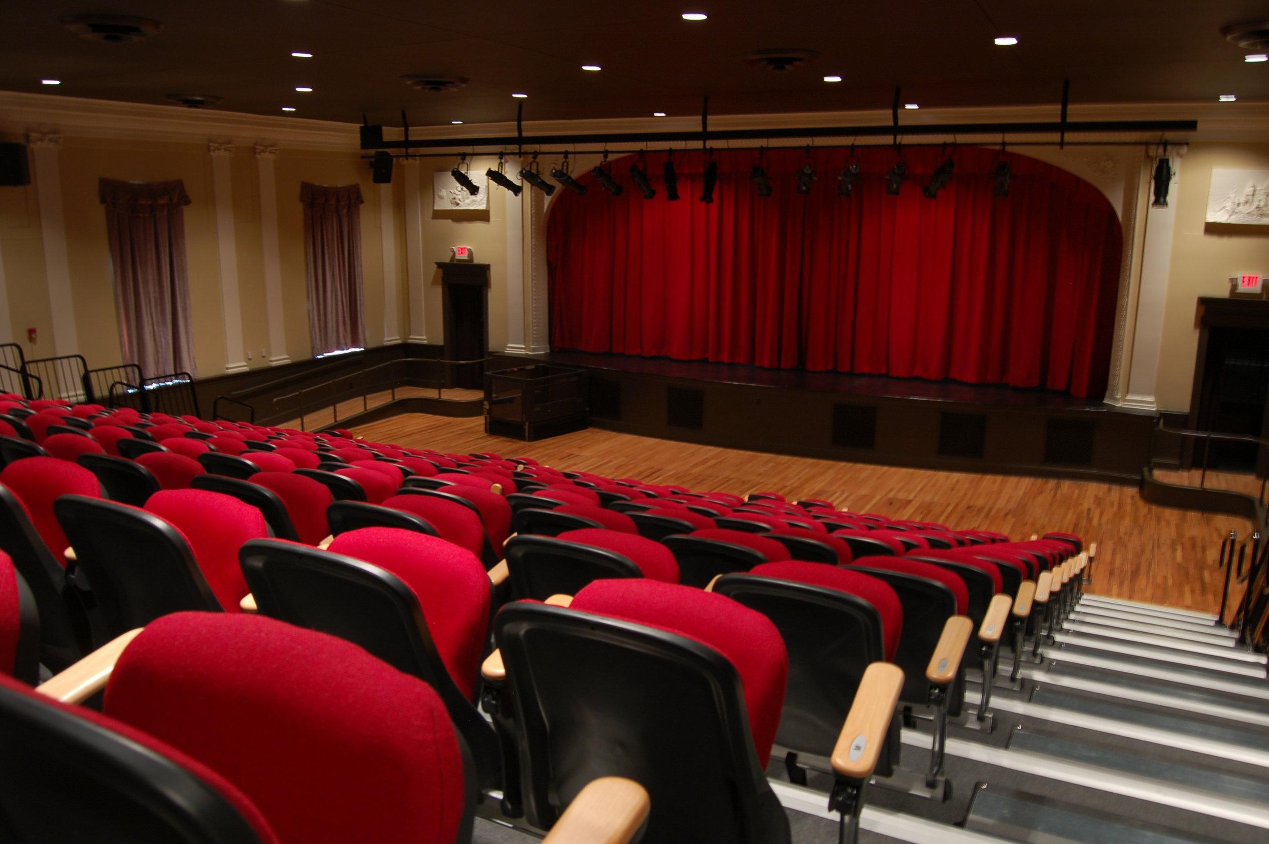 Leo Drum Theatre - Huntingdon College