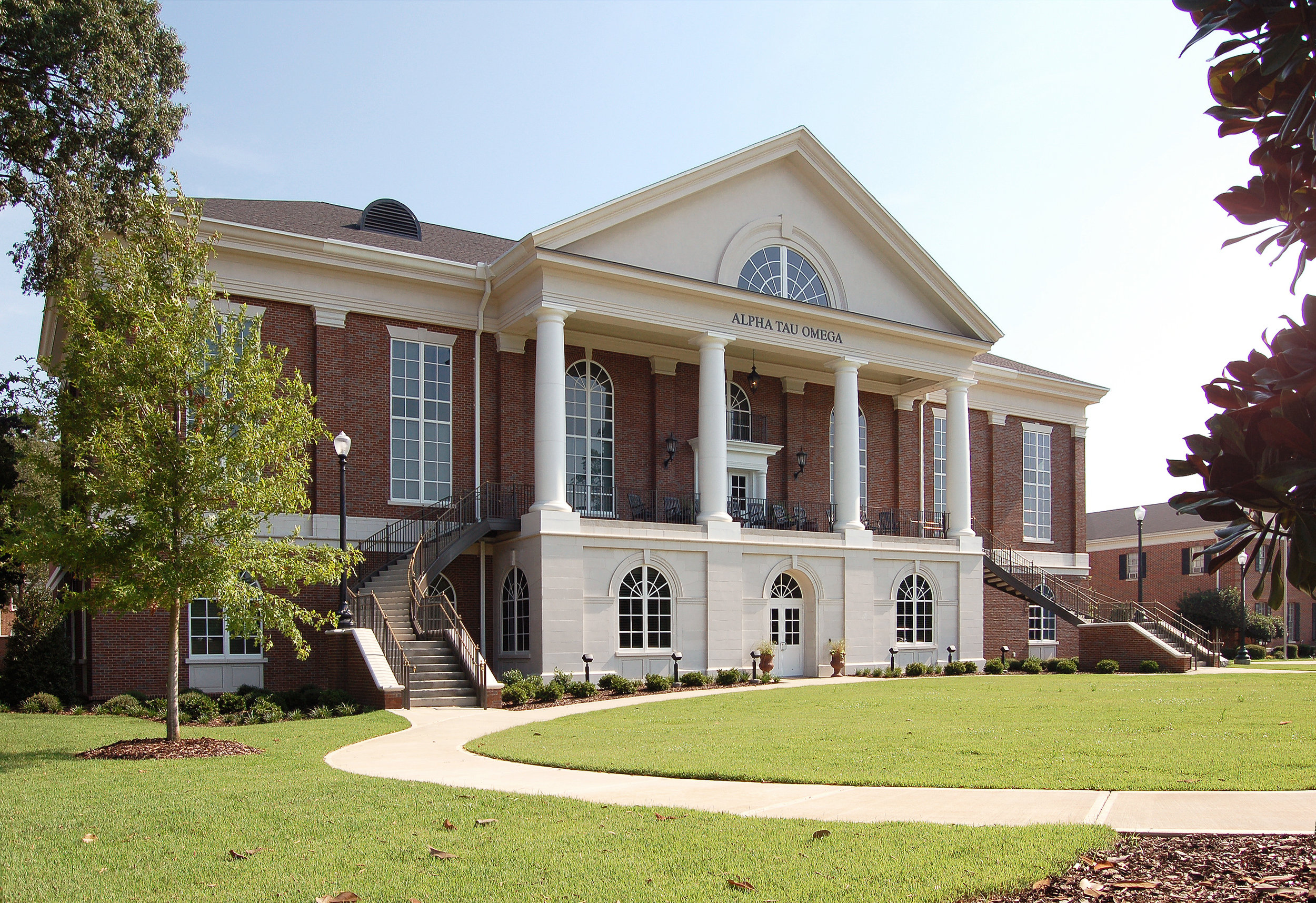 Alpha Tau Omega Fraternity - University of Alabama