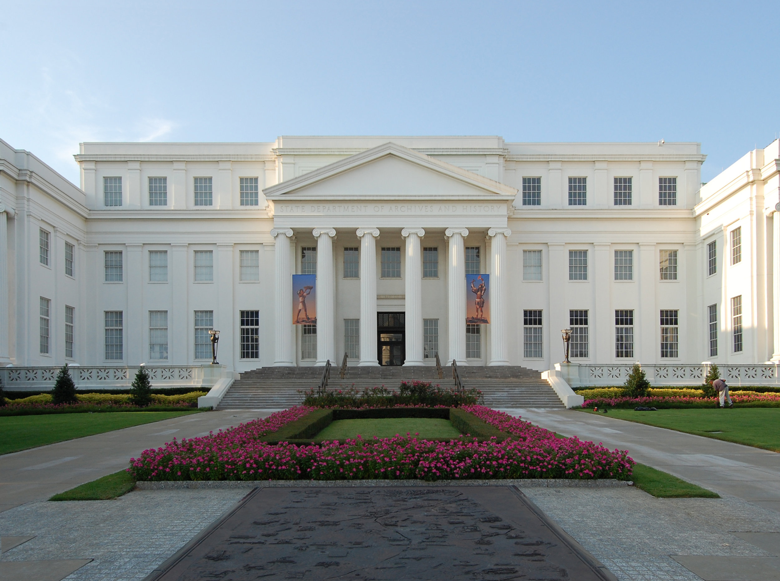 Archives and History - Montgomery, AL