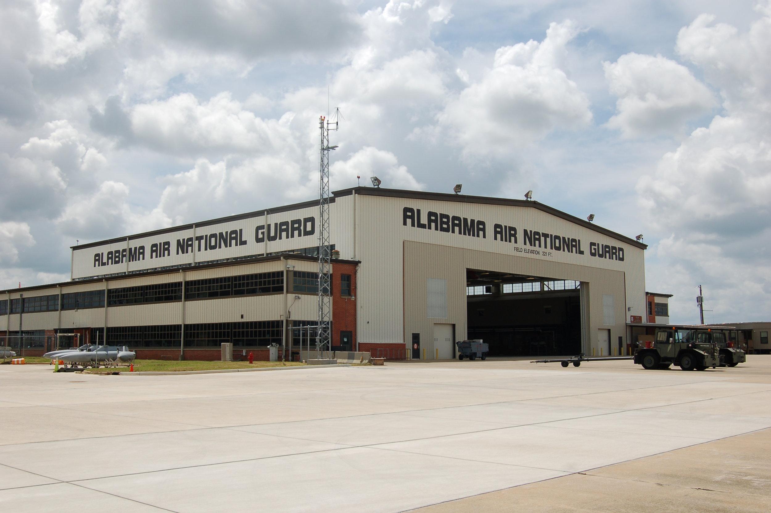 Main Hangar Renovations - Dannelly AFB, AL