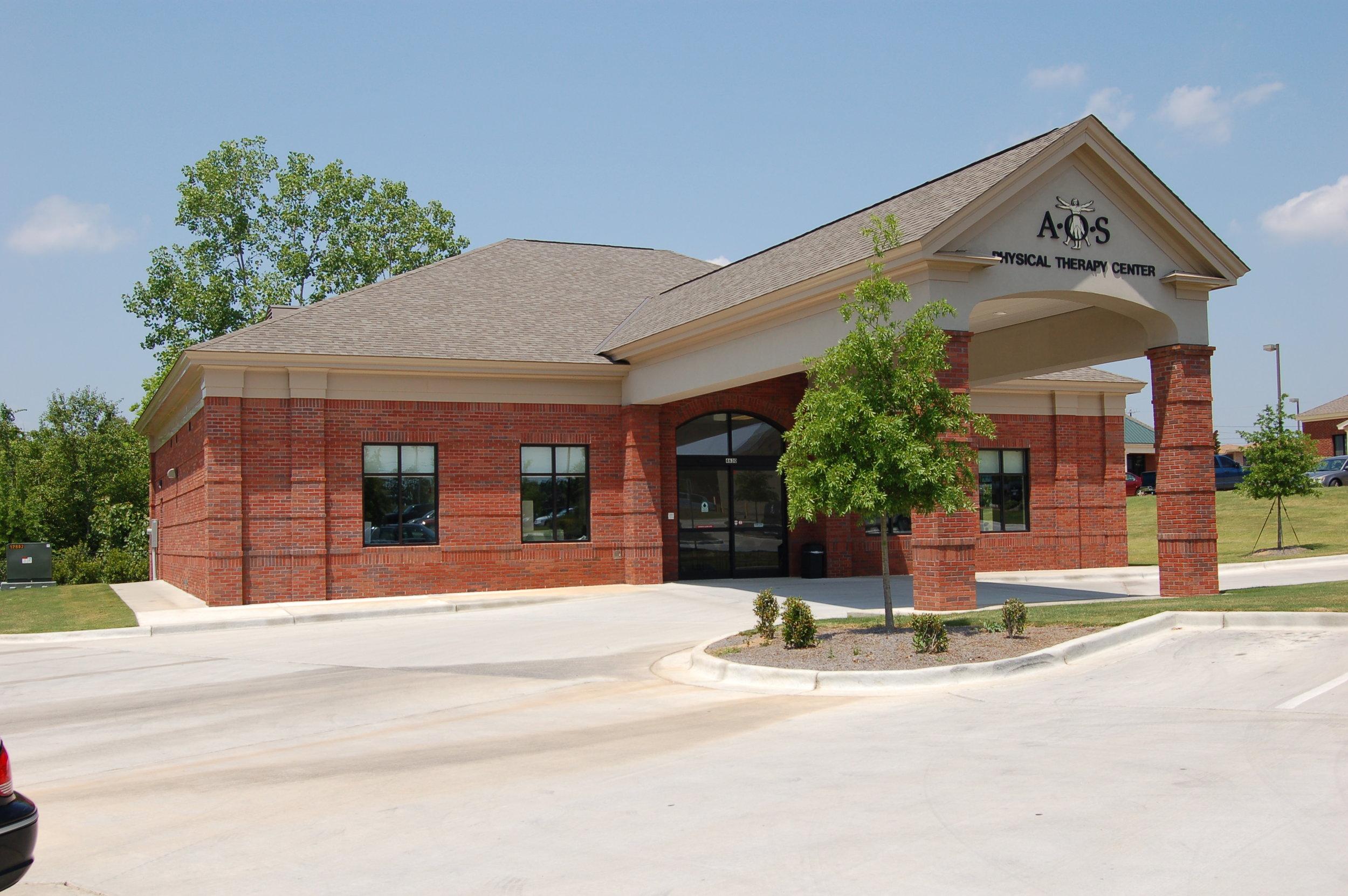 Alabama Orthopedic Specialists - Montgomery, AL