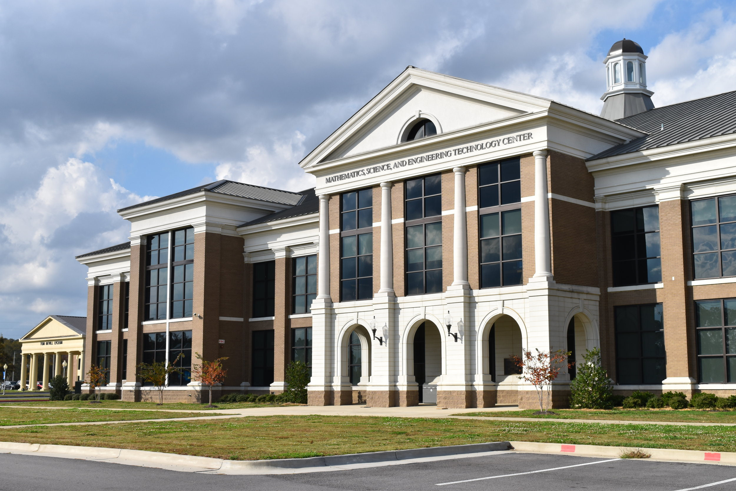 Northeast Alabama Community College - Math and Science Building
