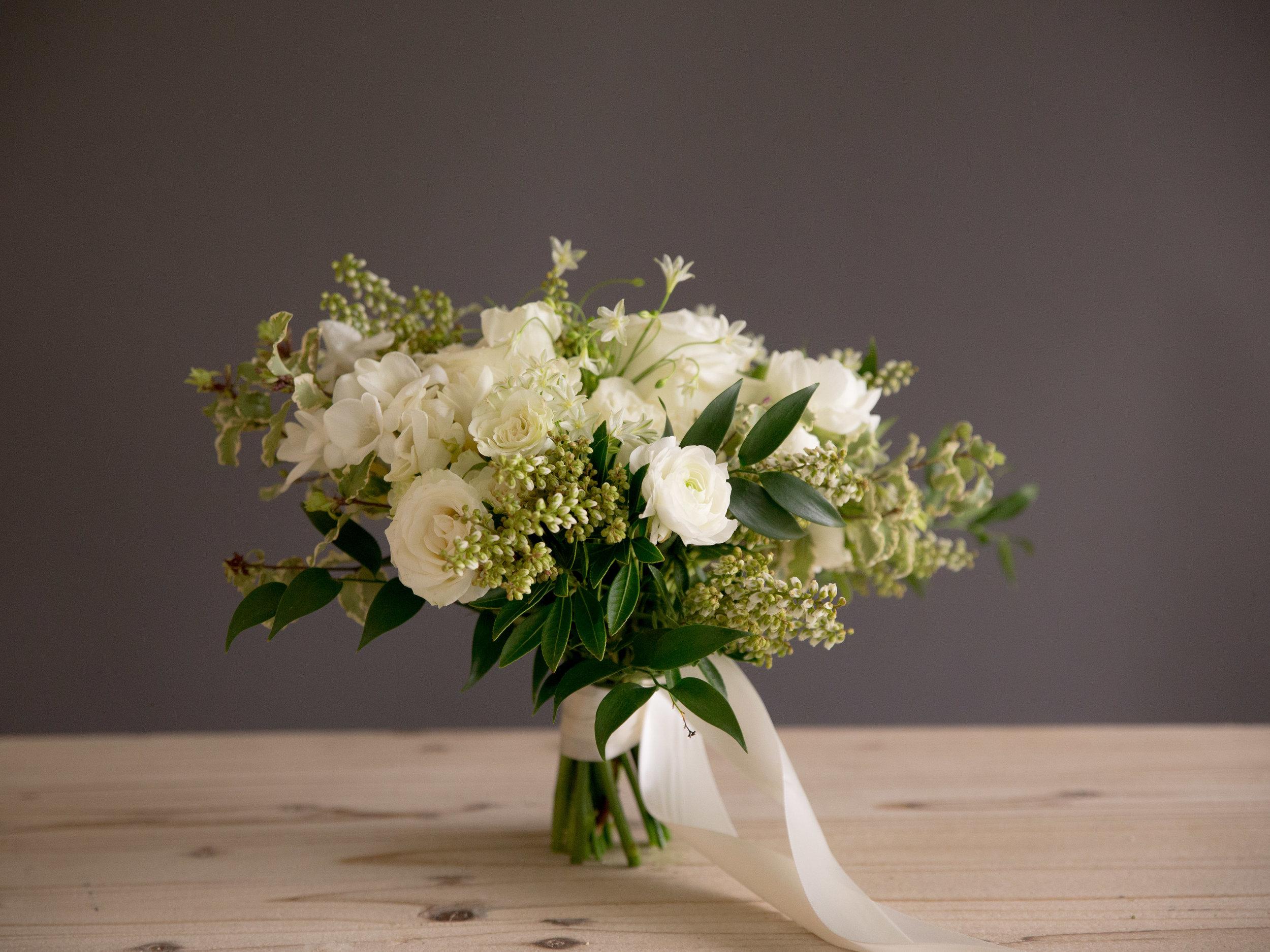 Bridal Bouquet- $200