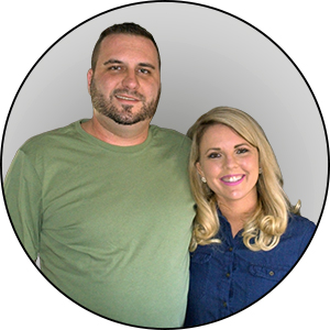 Brian & Nina Williams - Owners