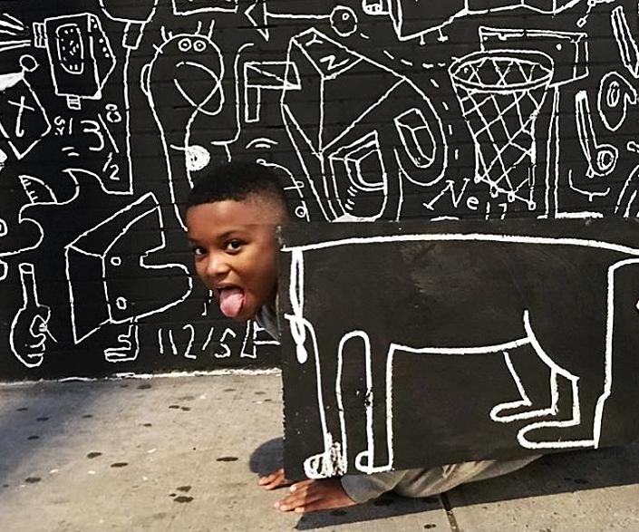 JB -  Chose to be a dog !