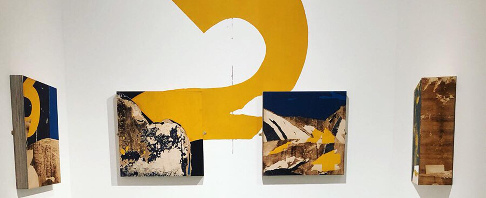 Exhibitions - RESIDENCIES & AWARDS