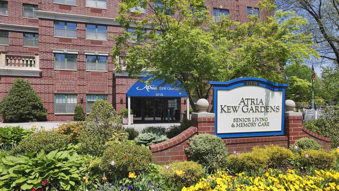 atria-kew-gardens-physical-therapy-office
