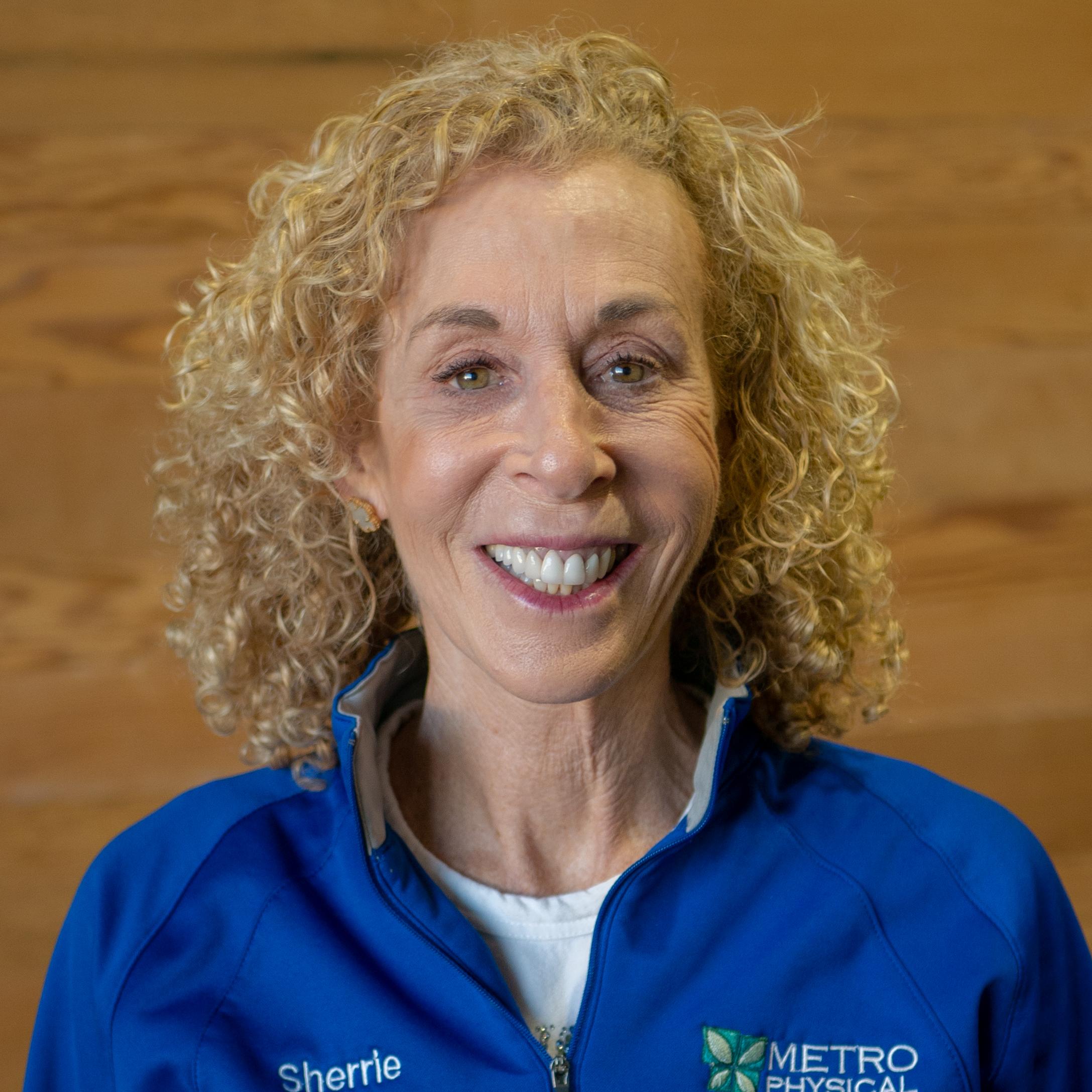 Sherrie Glasser Mayrsohn, MSPT - Owner and DirectorOrthopedicsGeriatrics