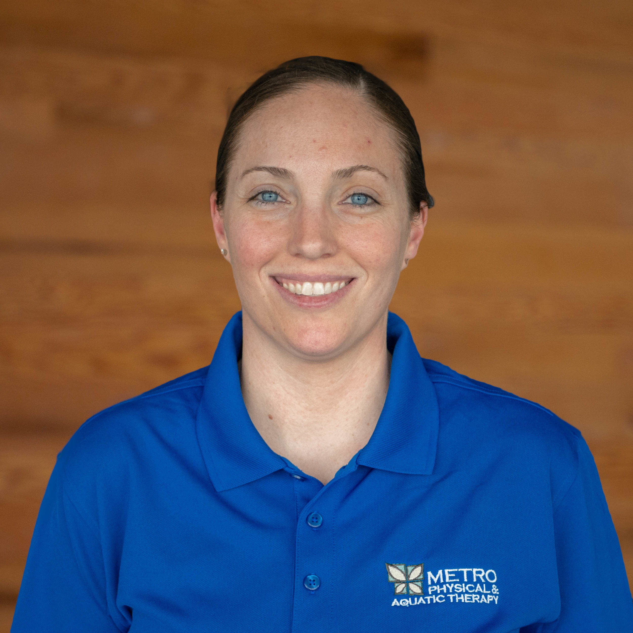 Danielle Simmons is a Phyiscal Therapist at Metro Physical Therapy Garden City