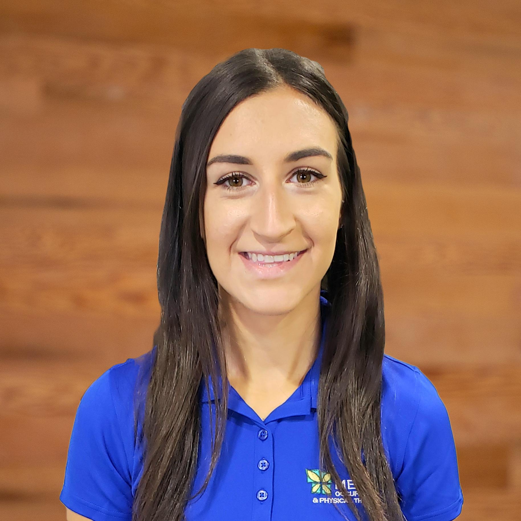 Katarina Narouz is a Physical Therapist in Port Jefferson, NY