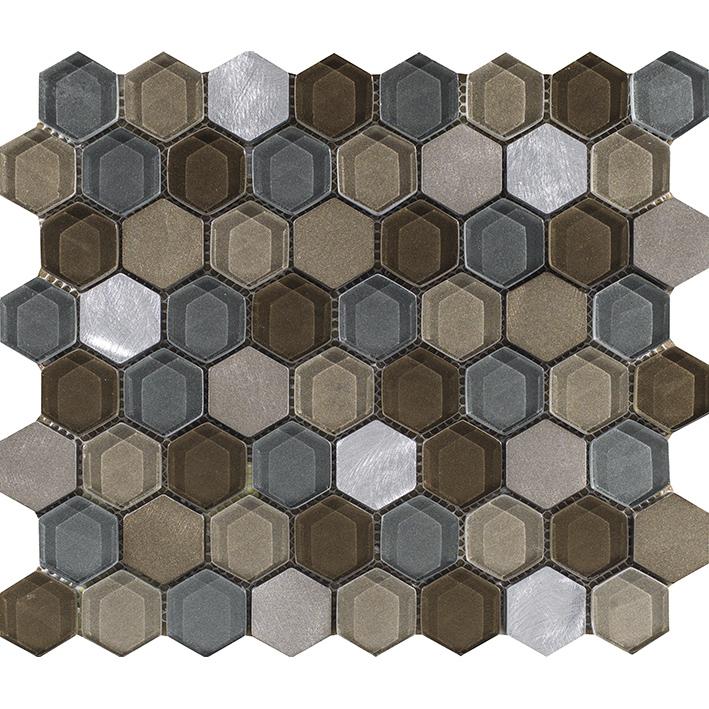 Fusion Hexagon Caramel Mix