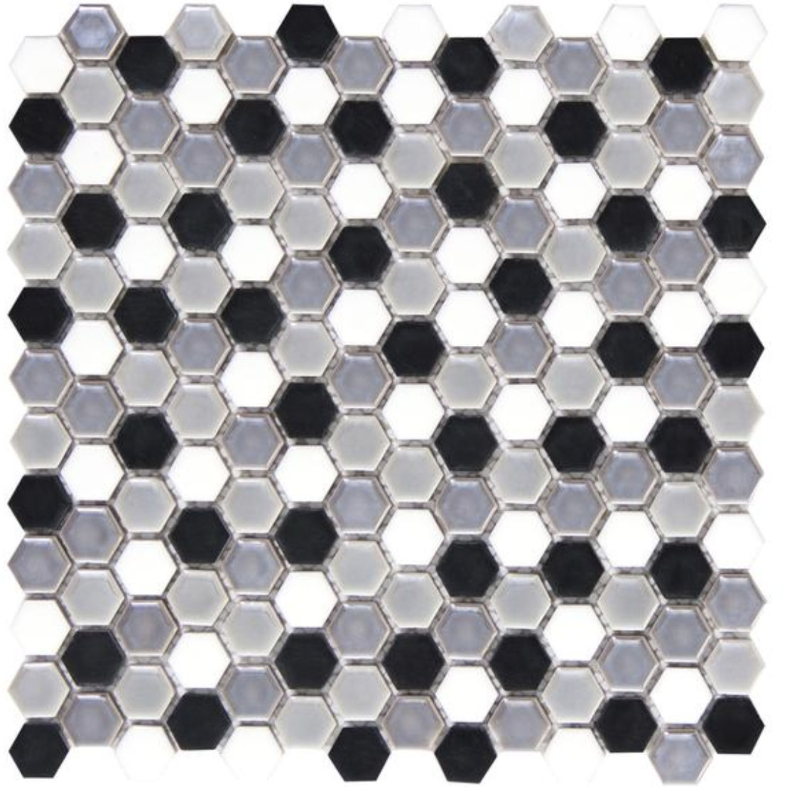 Confetti Hexagon Gelido