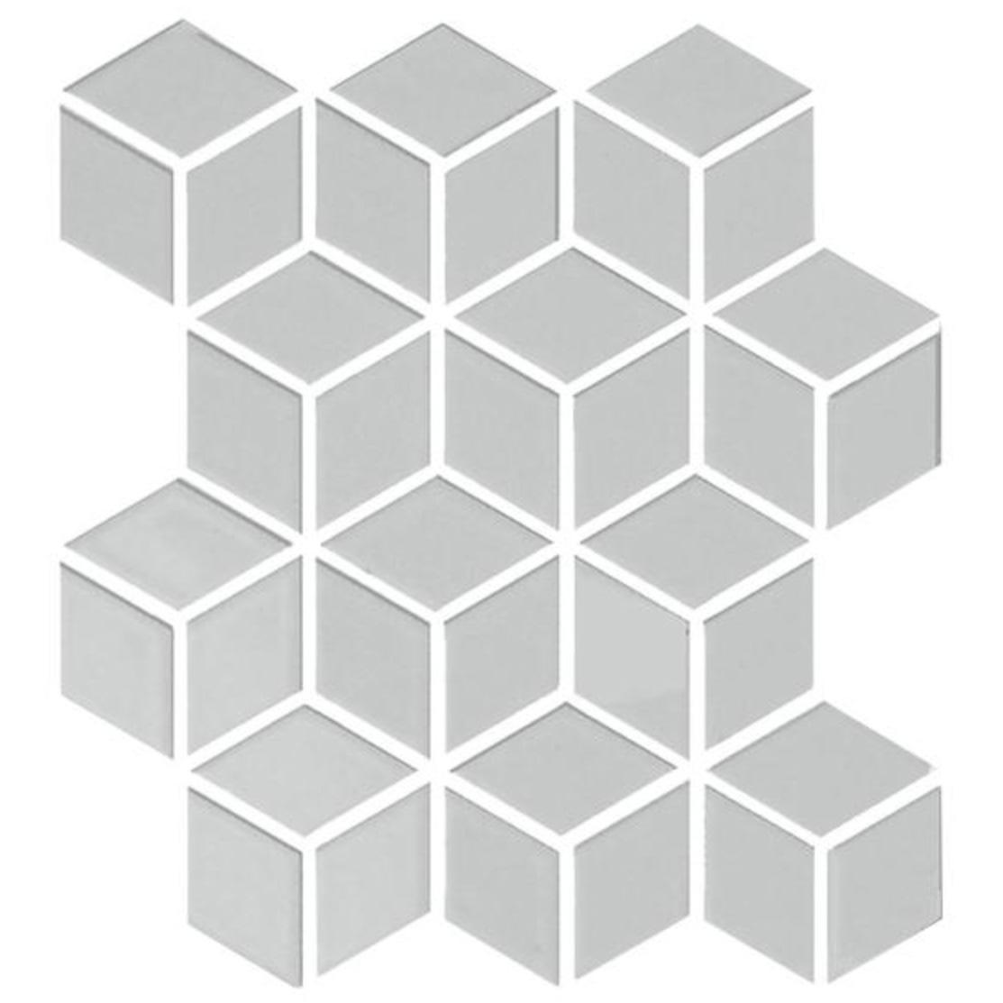 Shape Cube Gray
