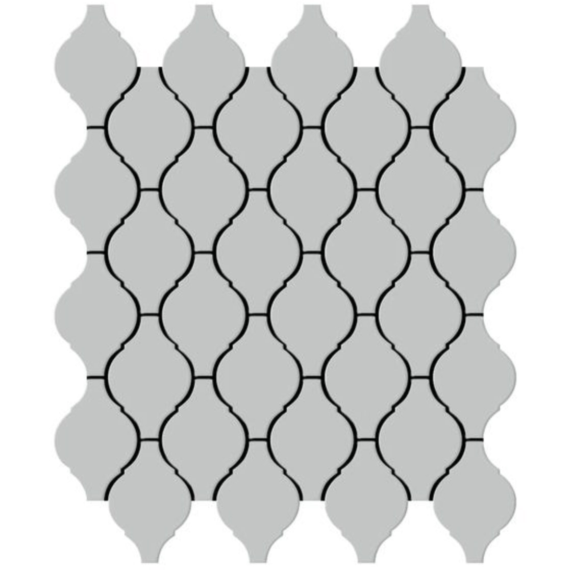Shape Lantern Gray