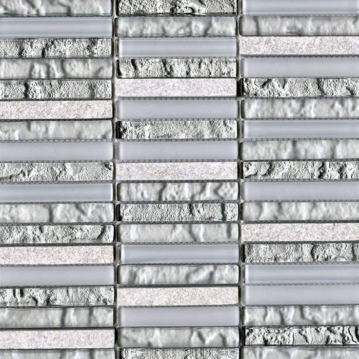 Tecno Linear Silver White