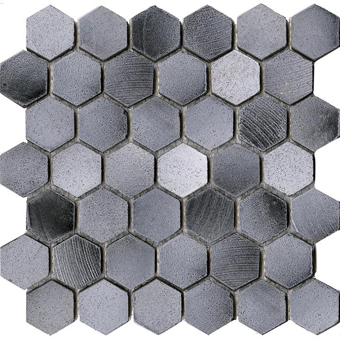 Magma Hexagon Grey
