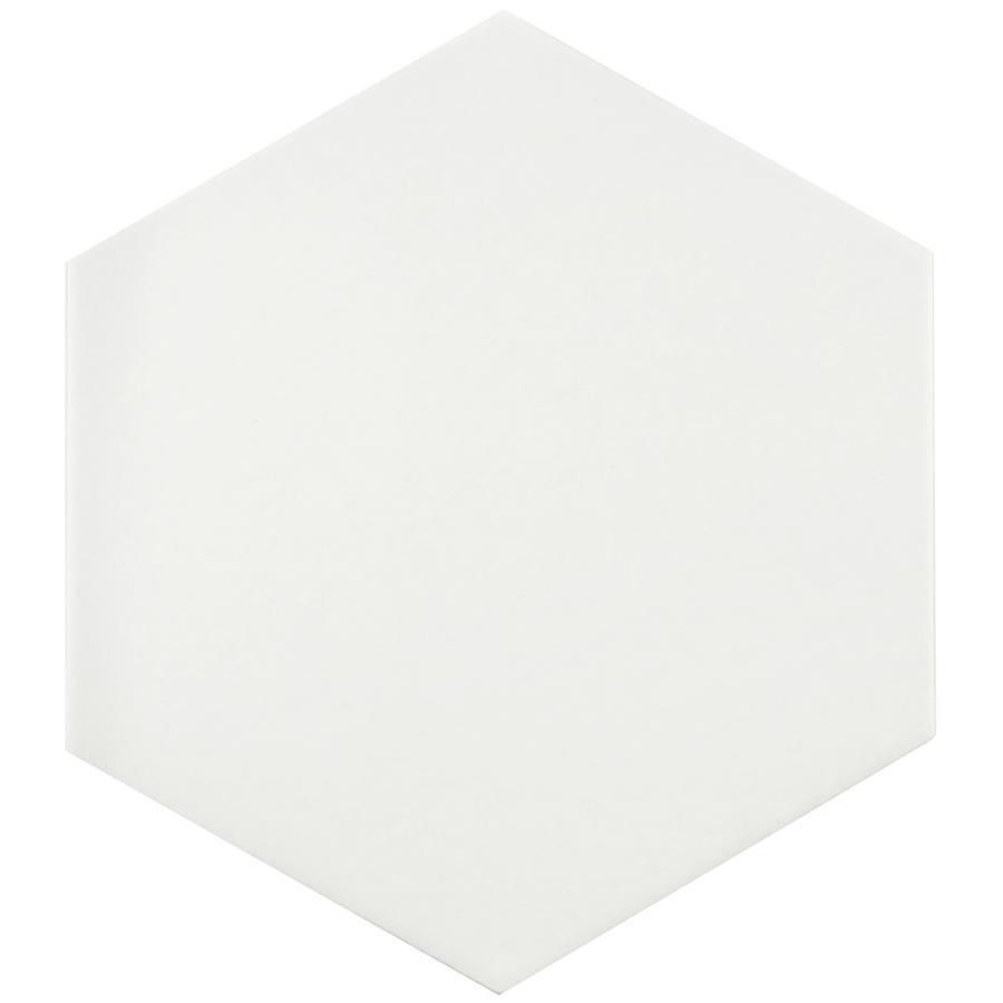 Textile Basic Hex White