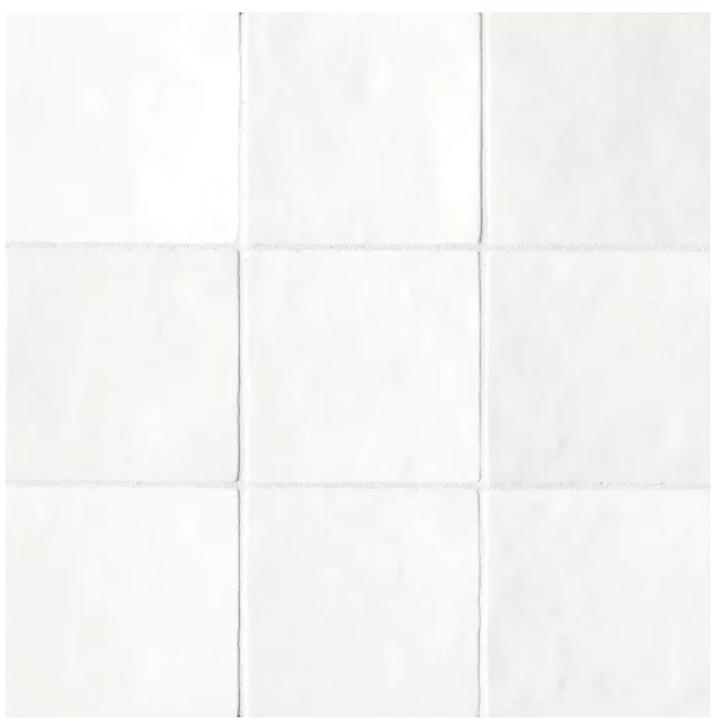 Cloe 5x5 White