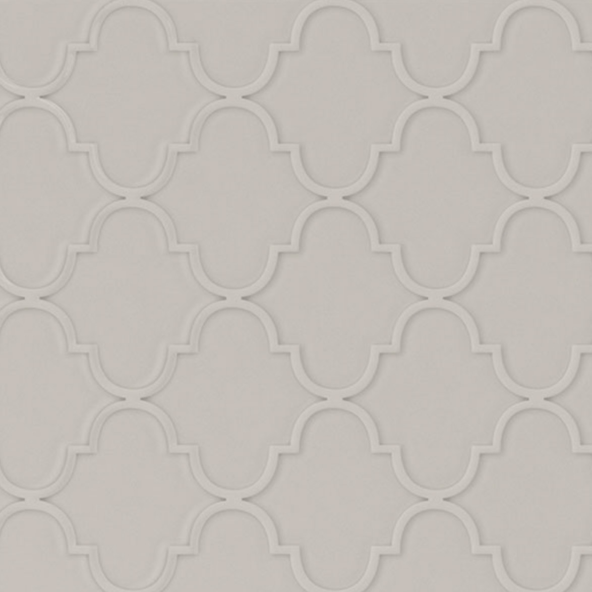 Showscape Soft Grey Arabesque