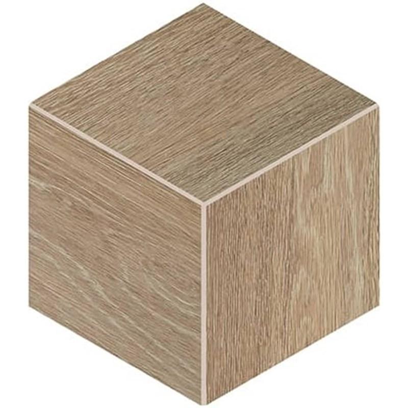 Emerson Wood Butter Pecan 3D Cube 12x12