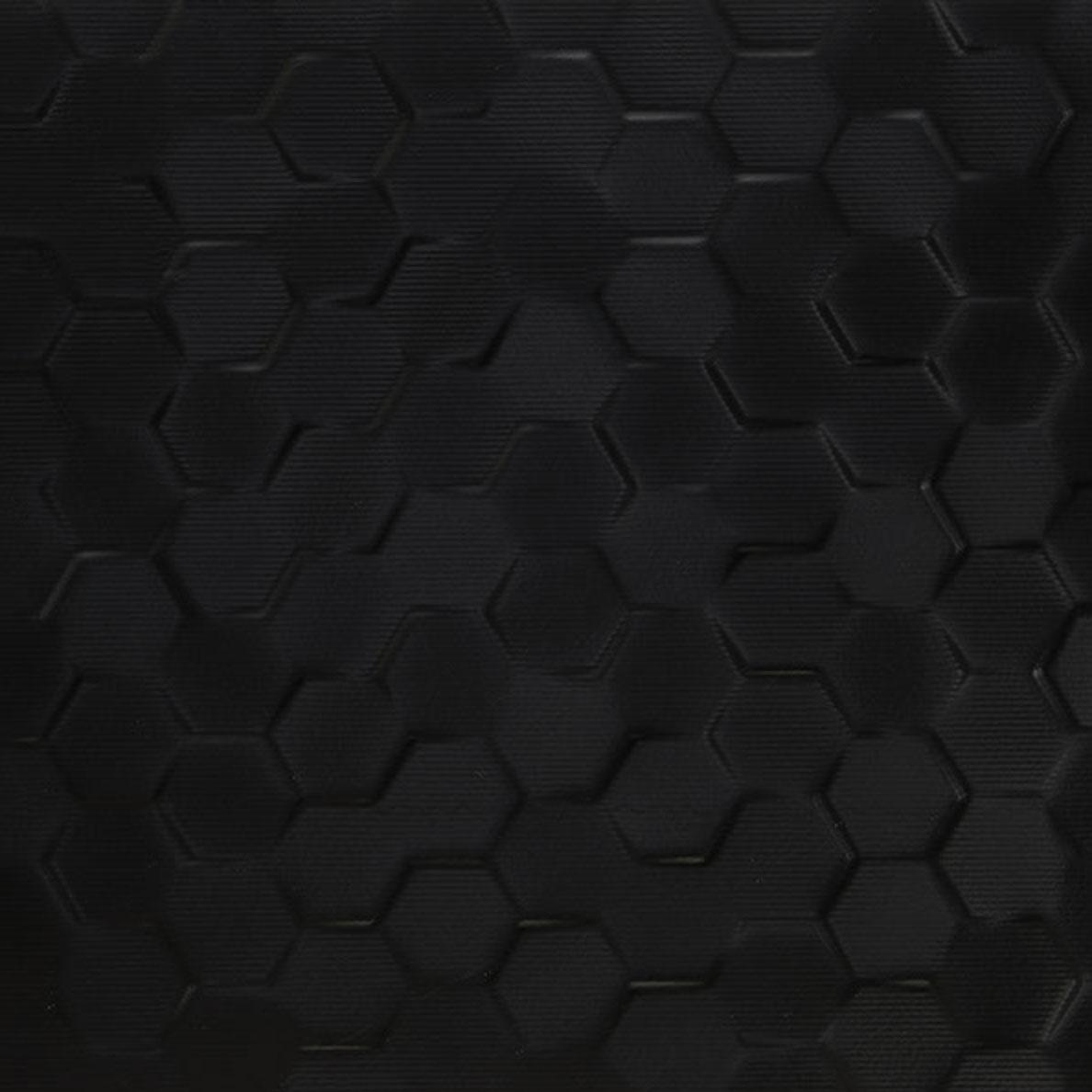 Multitude Domino Black Hexagon