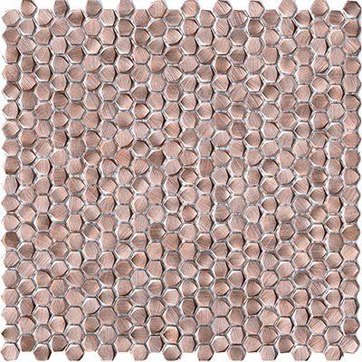 Gravity Aluminium Hex. Rose Gold