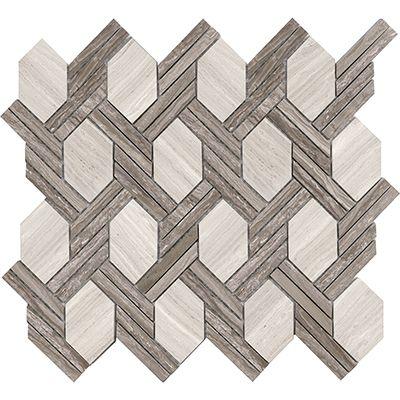Essential Net Silver Wood