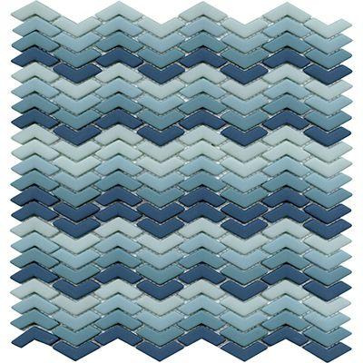 Glaze Wave Turquoise
