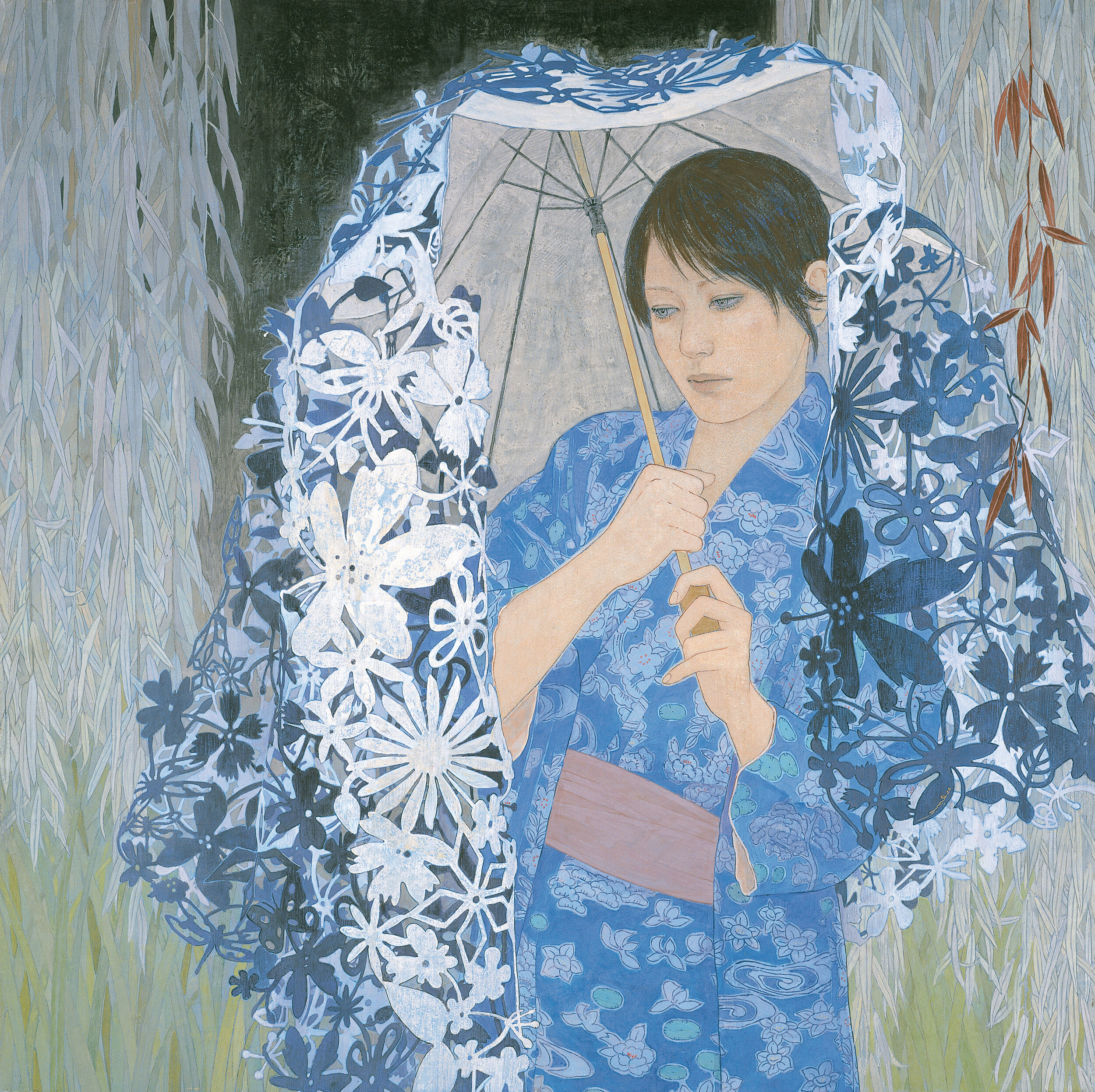 madoka fujiwara 'the smell of rain' 2004