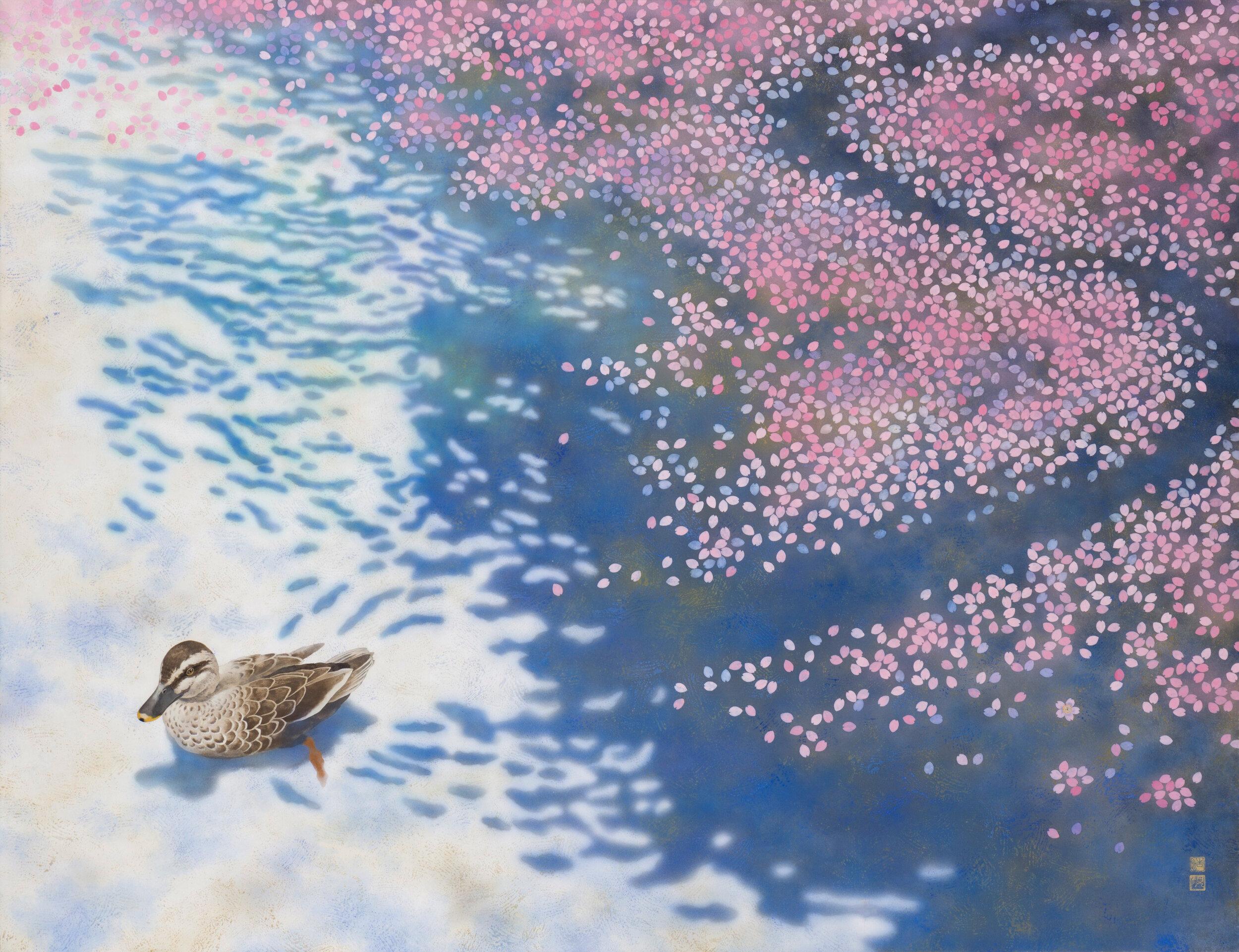 Hiroki Takahashi 'Spring footprint' 2013