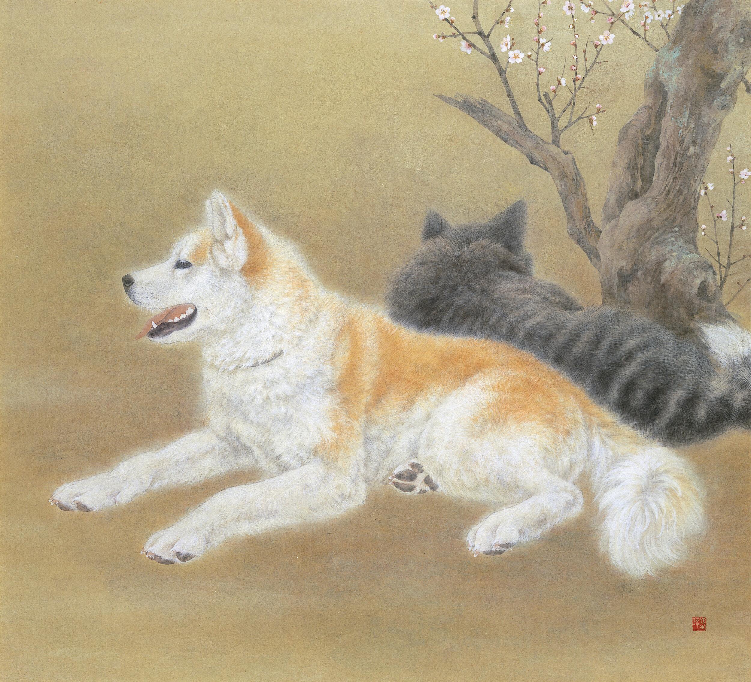 kaoru iemoto '芳信' 1995