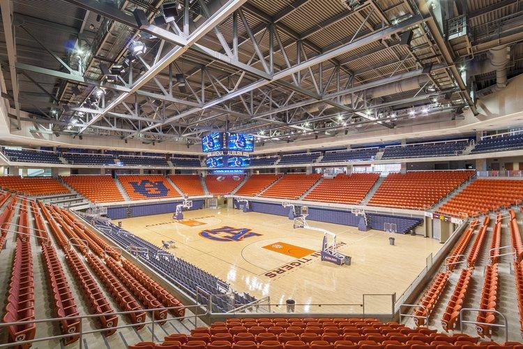 Auburn Arena Davis