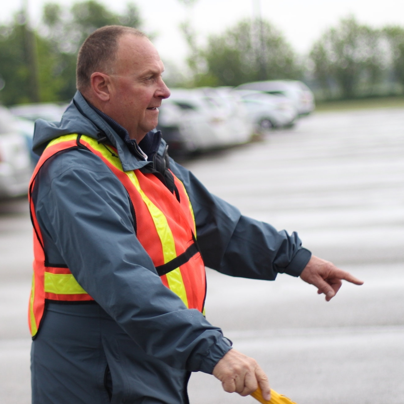 What can I expect on my first visit? - When you pull into our parking lot off St. Charles Street, we make sure the first faces you see have a smile for you! You'll be greeted by volunteers in bright orange vests who will direct you to the best available spot.