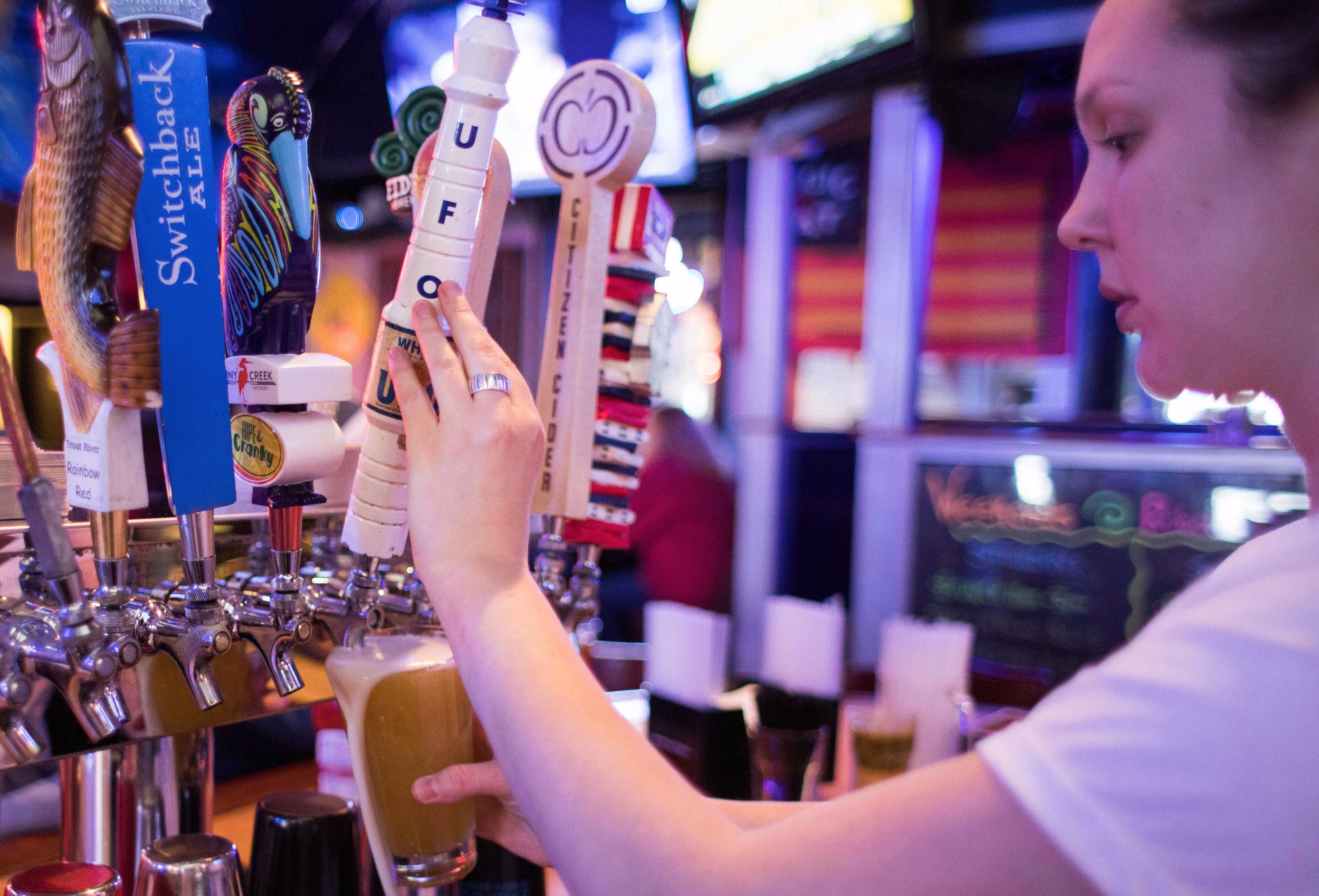 Beer & Cider -