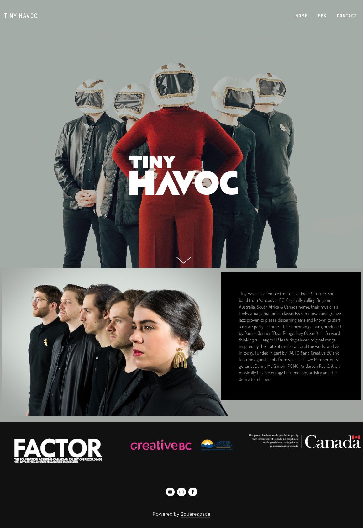 TINY HAVOC