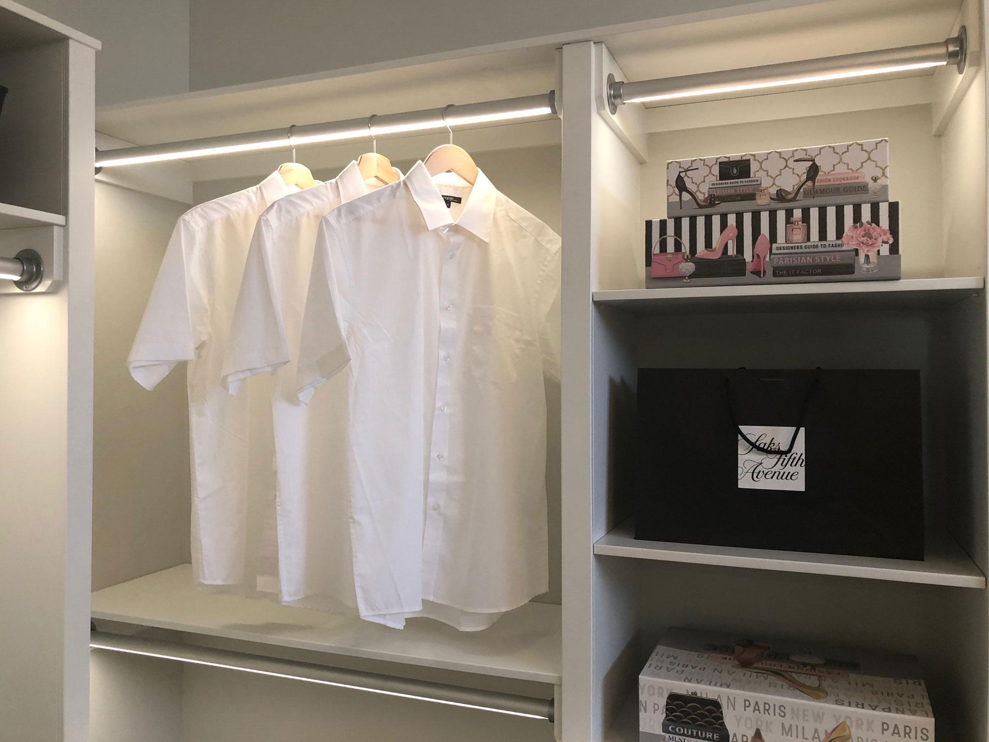 ARMOR Series Wardrobe Closet