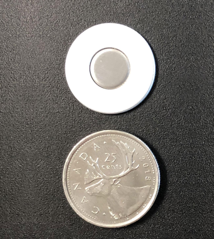SEN-TDM Touch Dimmer Size Comparison
