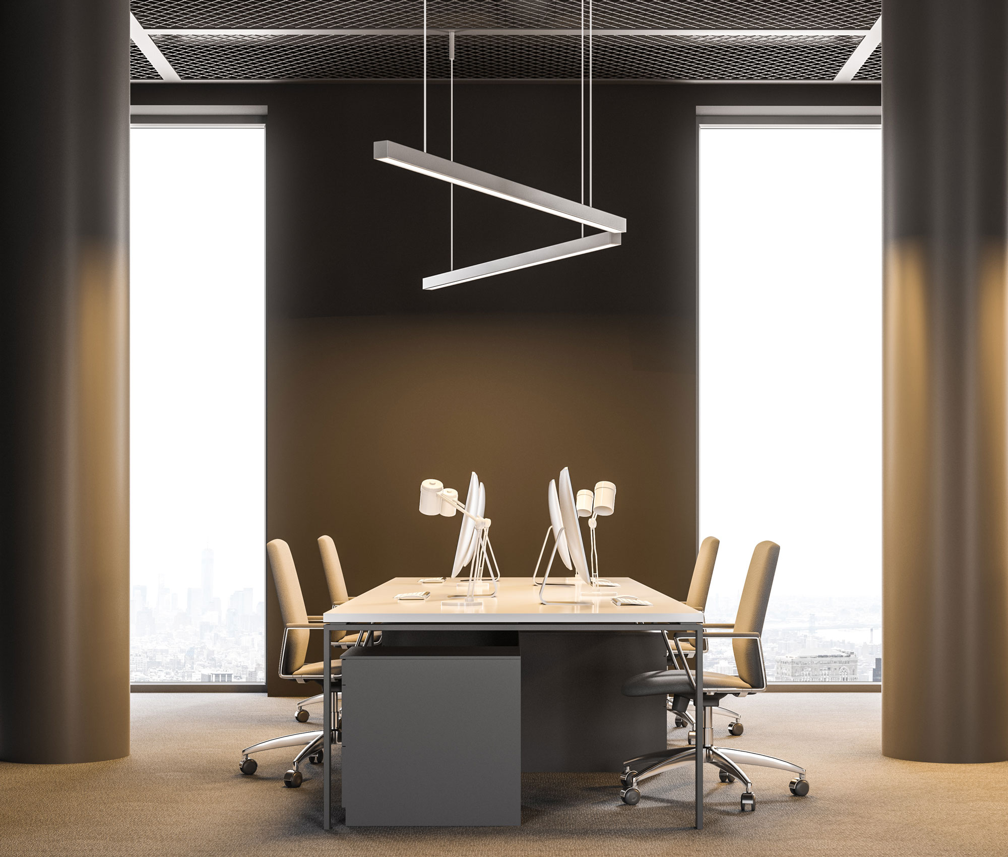 ARMOR Series Office Ceiling