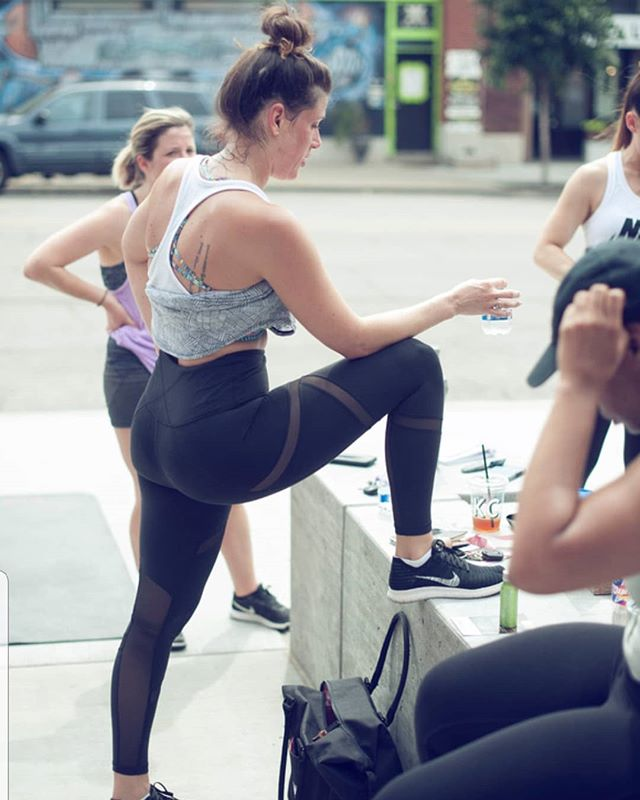 Our boot camps are not only meant to be a solid sweat sesh but they are meant to empower you, bring out your inner badass, introduce you to new people, and remind you that you are worth investing in. YOU are incredible and YOU deserve to know that even without validation. Tag a friend you know needs to a little reminder of just how amazing they are 💛