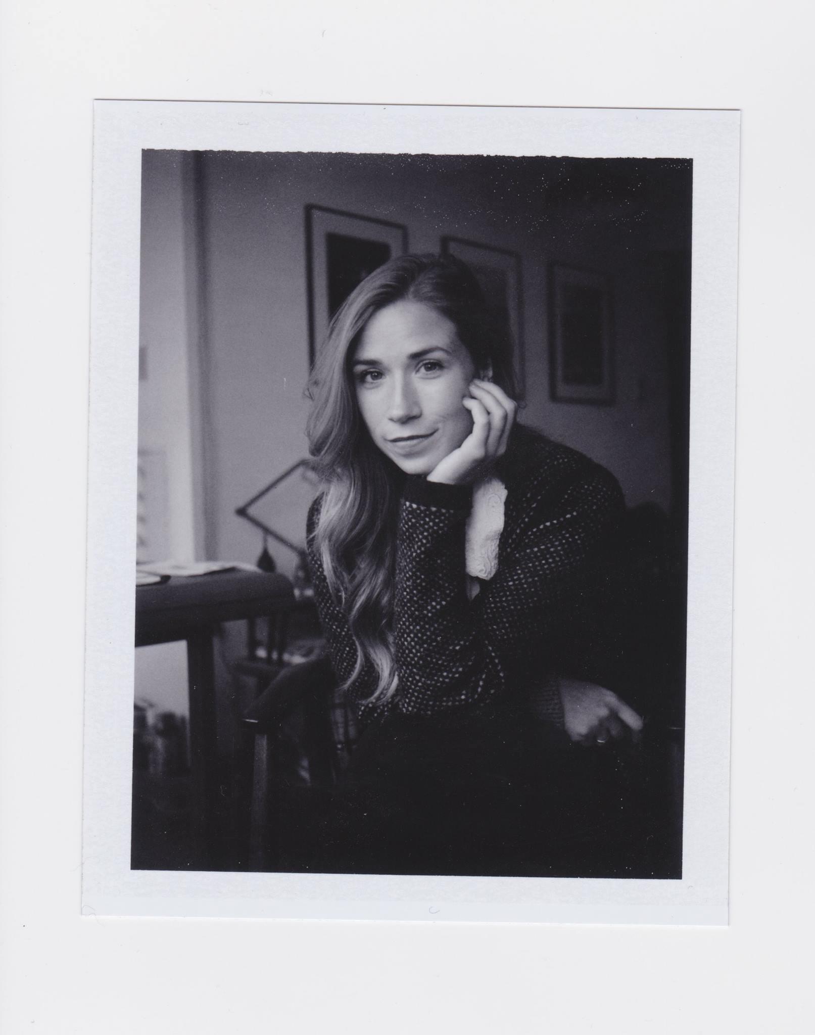 Author Kayley Vandenberg. Photo by Nelson Mouëllic