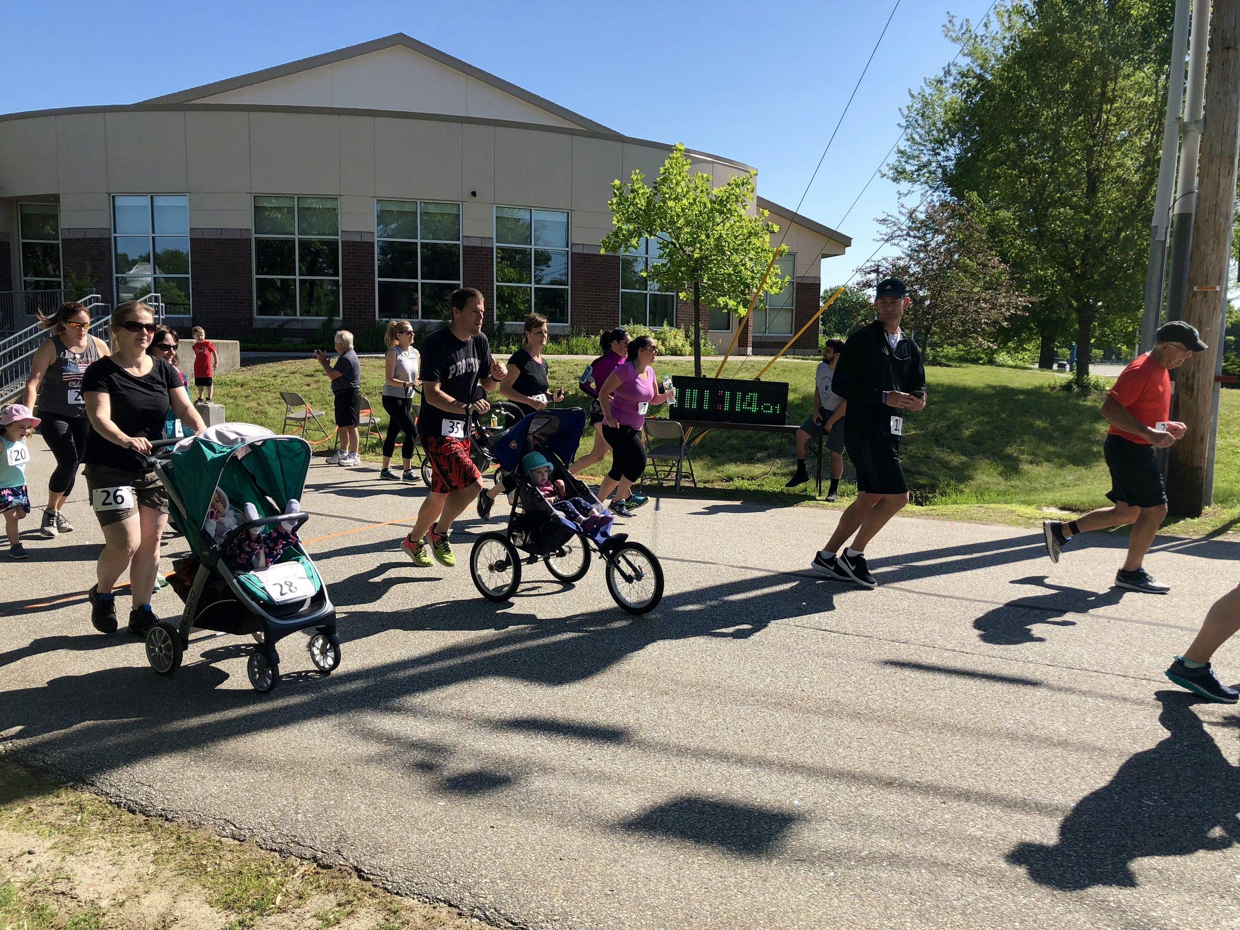 Family Fun Run/Walk 5K - 2018