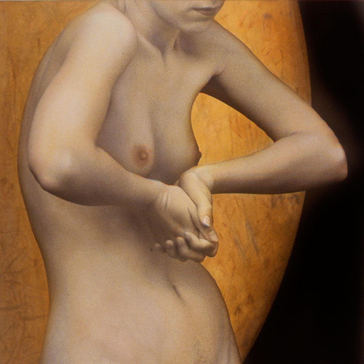 Nude in Circle