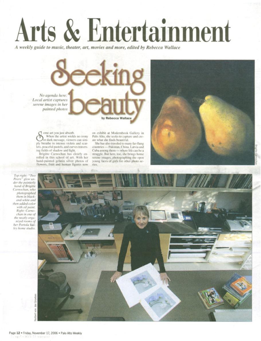 Palo Alto Weekly 2006