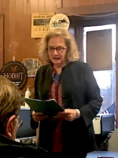 4/6: Bucks County Poet Laureate, Katherine Falk at Farley's Bookshop