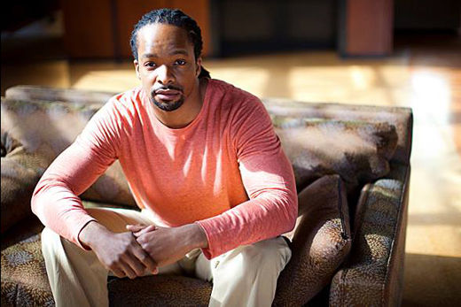 9/29: Jericho Brown at Bucks County Community College