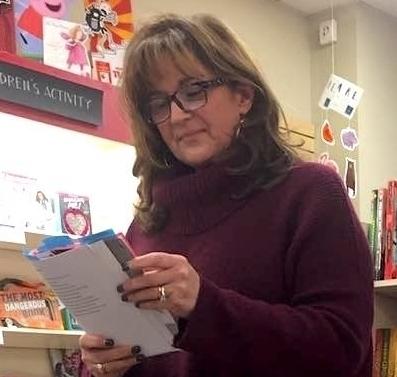 2/23: Lorraine Henrie Lins at Newtown Bookshop