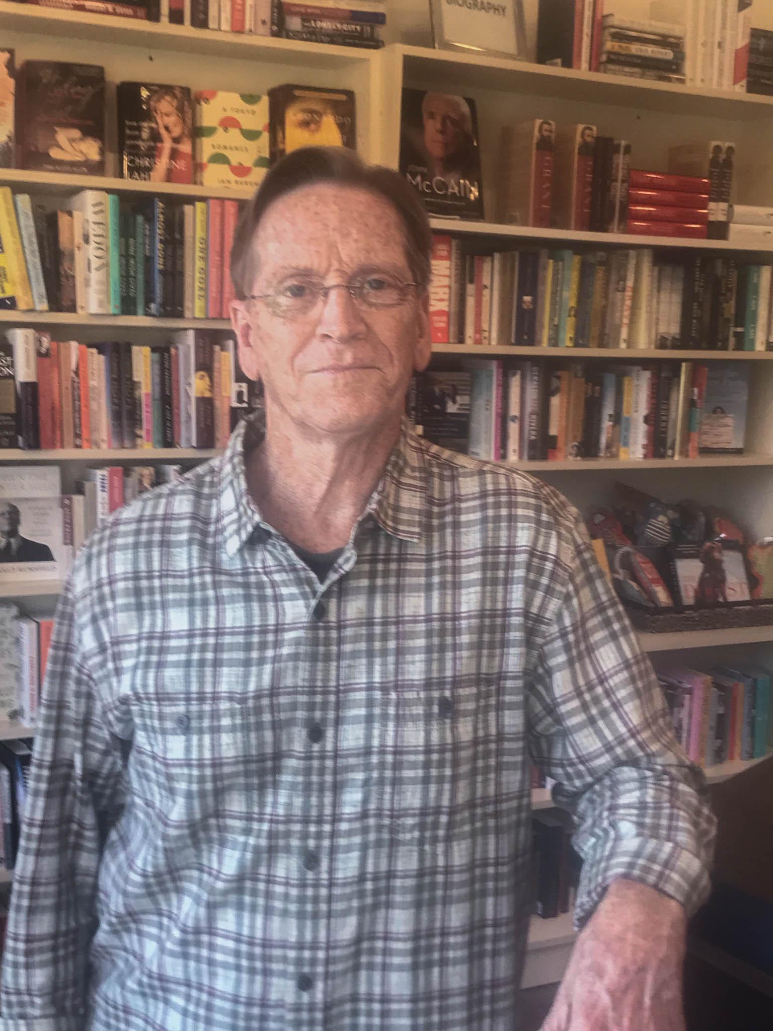 5/24: Steve Nolan at Lahaska Bookshop