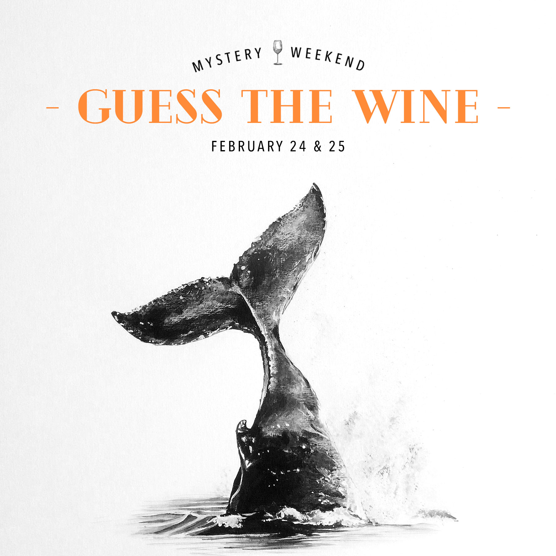 Guess the Wine Langley Mystery Weekend Feb 24&25 Village Wine Shop