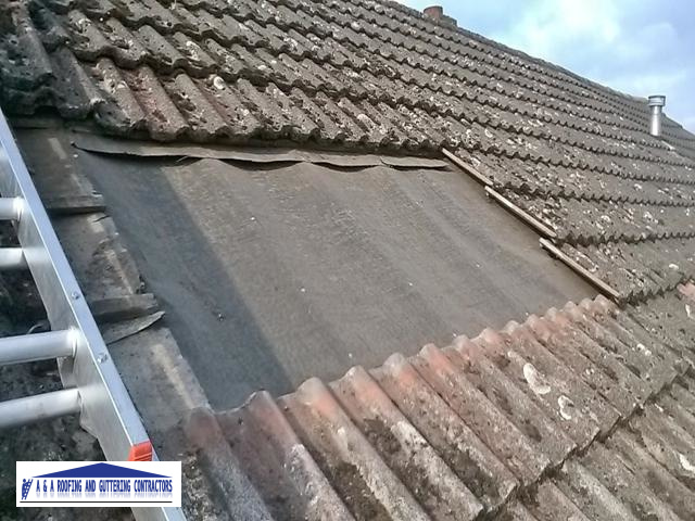 Copy of Copy of Dublin Roof tile & Guttering Repairs..