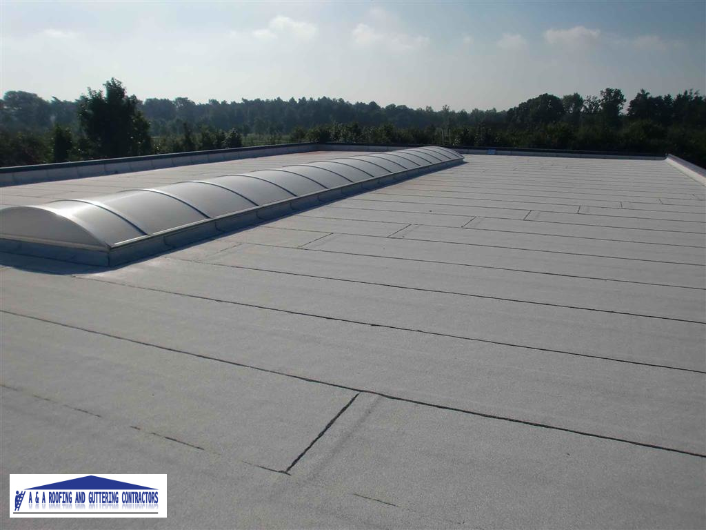 Copy of Torch and Felt Flat Roofs..
